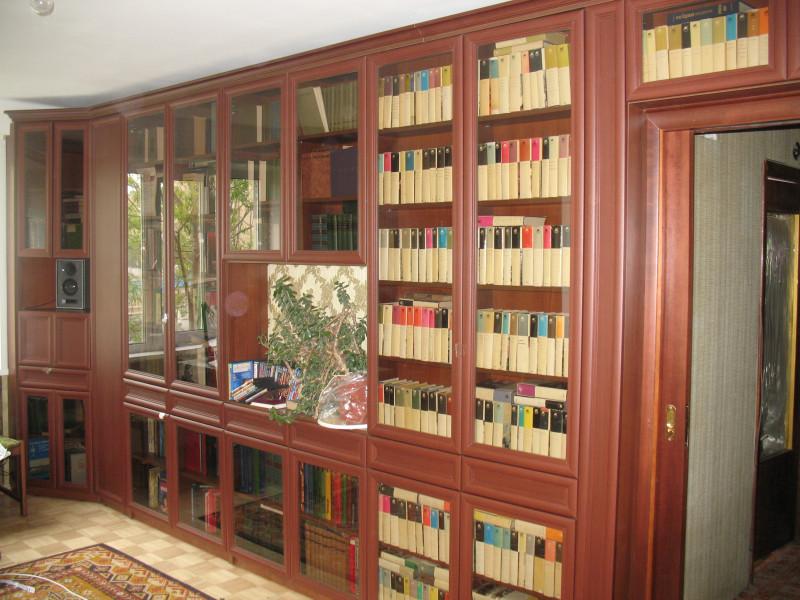 Корпусная мебель книжные шкафы - interior.